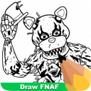 How To Draw FNAF