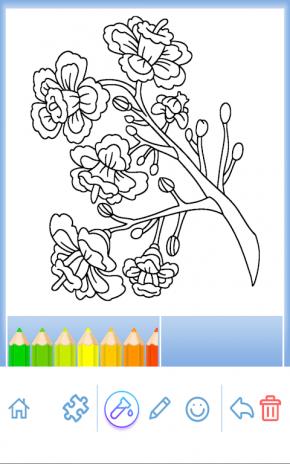 Adultos colorantes: Flores 4.1.4 Descargar APK para Android - Aptoide