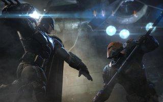 Batman Arkham Origins Screen