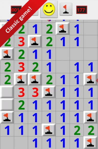 minesweeper mobile