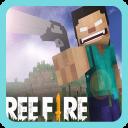 Mod free fire for MCPE