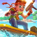 Ramboat - Gioco offline: Saltare Correre Sparare