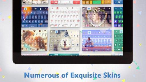 Keyboard screenshot 3