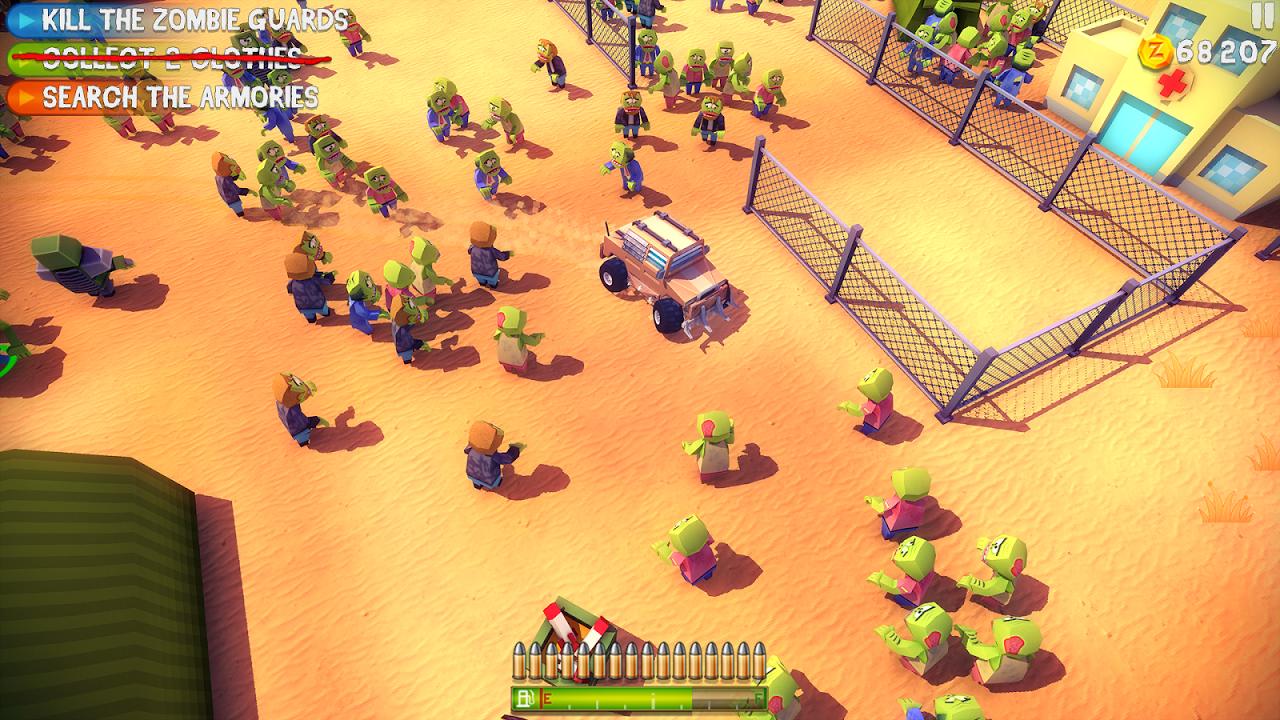 Dead Venture: Zombie Survival screenshot 2
