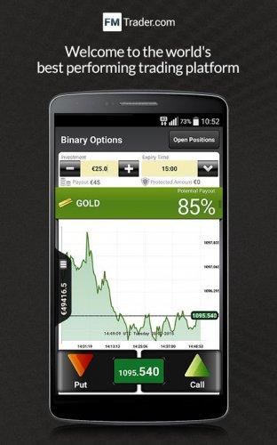 Fm trader binary options spread betting strategies ftse chart