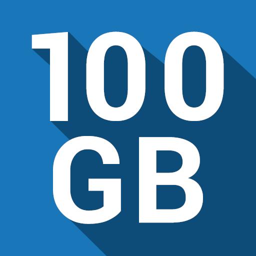 100 GB Free - Degoo Cloud Drive