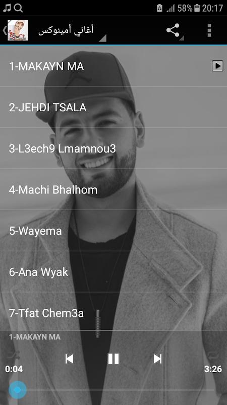 MP3 TÉLÉCHARGER AMINUX WAYEMA