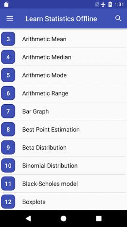 Android Bar Graph