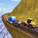 Construction Vehicles Cargo Truck Game
