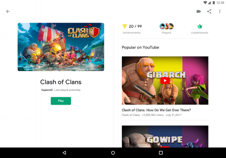 Google Play Games screenshot 8