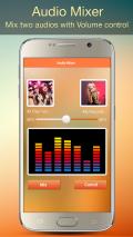 Audio MP3 Cutter Mix Converter Screenshot