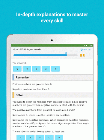 IXL - Maths and English 2.3.2 Download APK for Android - Aptoide