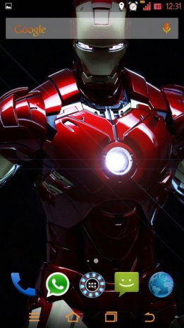 Ironman Jarvis Theme Mark 2 For Iphone5 Youtube