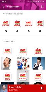 Rire & Chansons Radio screenshot 13