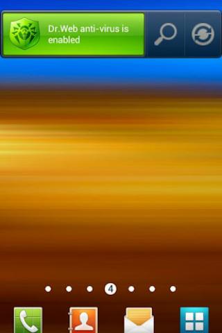 Dr.Web Anti-virus Light (free) screenshot 4