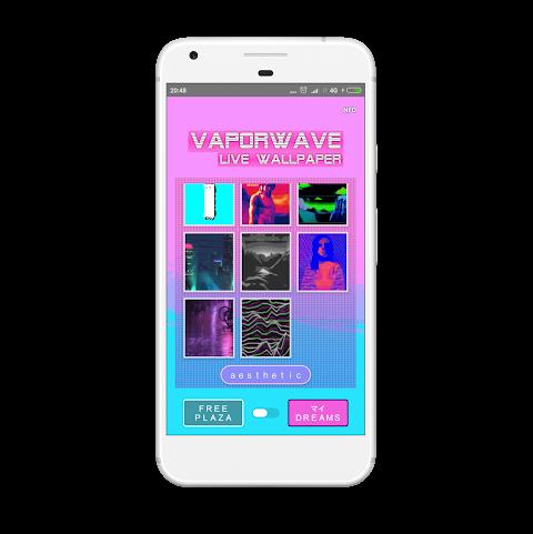 Vaporwave Live Wallpaper 2 0 Download Android Apk Aptoide