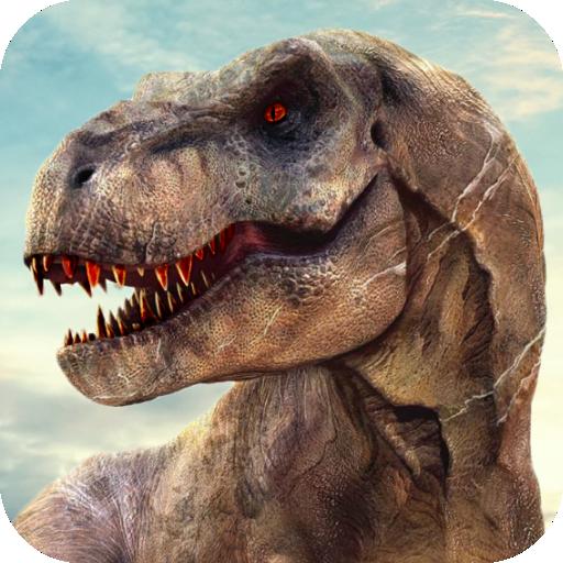 Selva dos dinossauros de caça