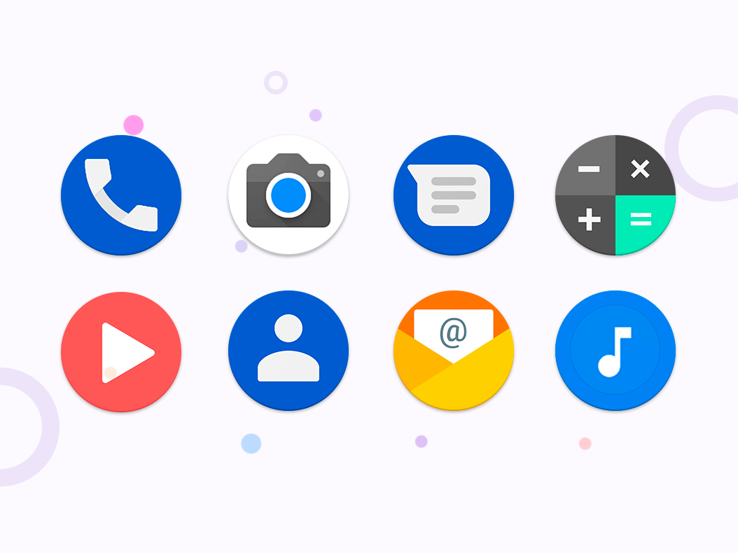 Pixel pie icon pack - free pixel icon pack screenshot 1