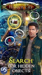 Hidden City®: Hidden Object Adventure screenshot 3