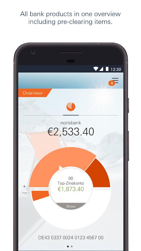 norisbank app