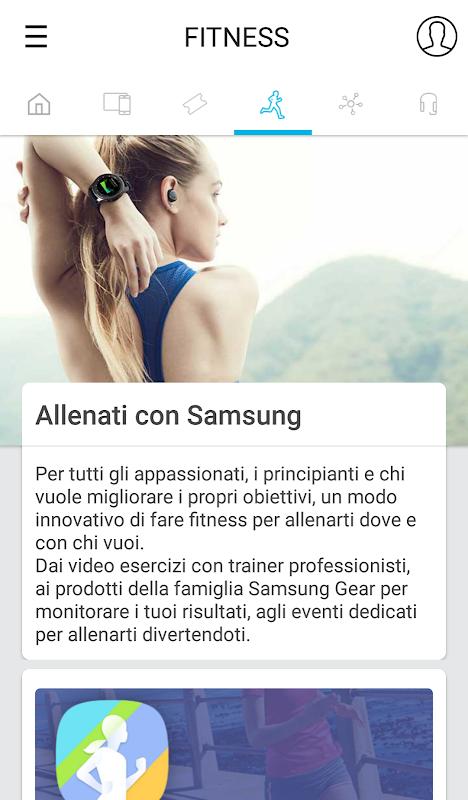 Samsung Members screenshot 4