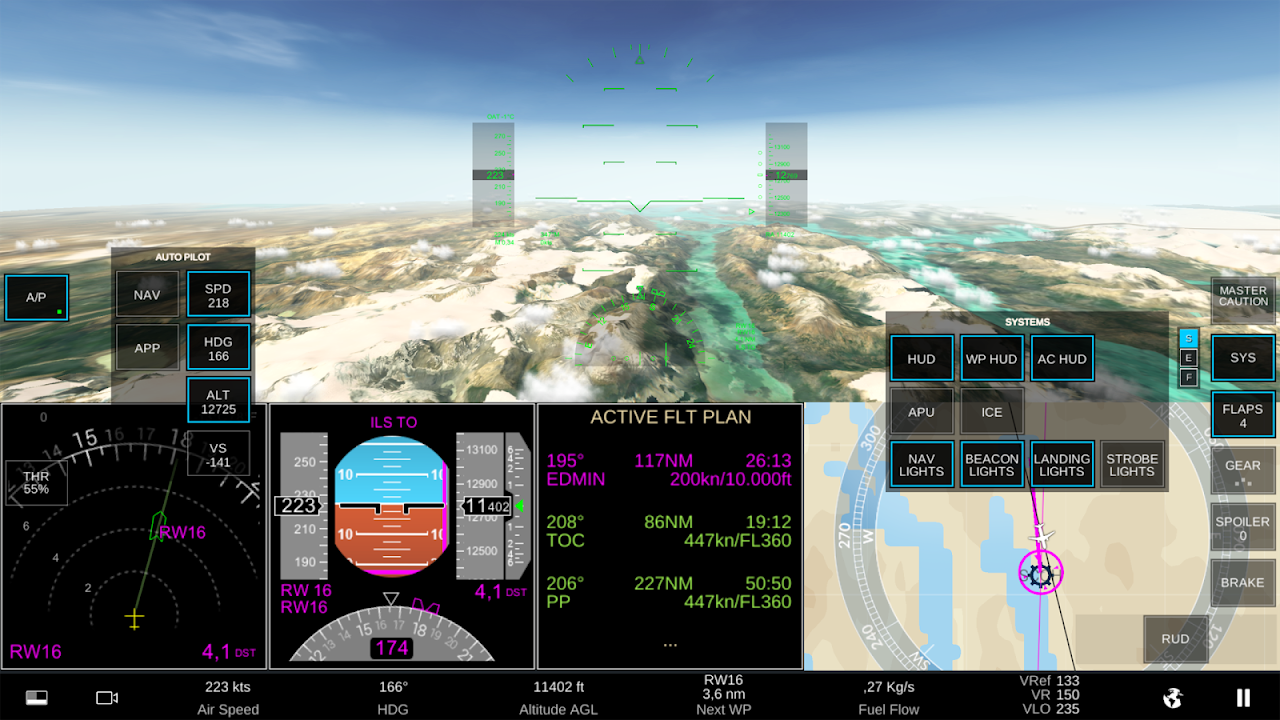 RFS - Real Flight Simulator screenshot 2