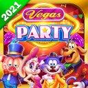 Vegas Party Casino Slots - Las Vegas Slots Game