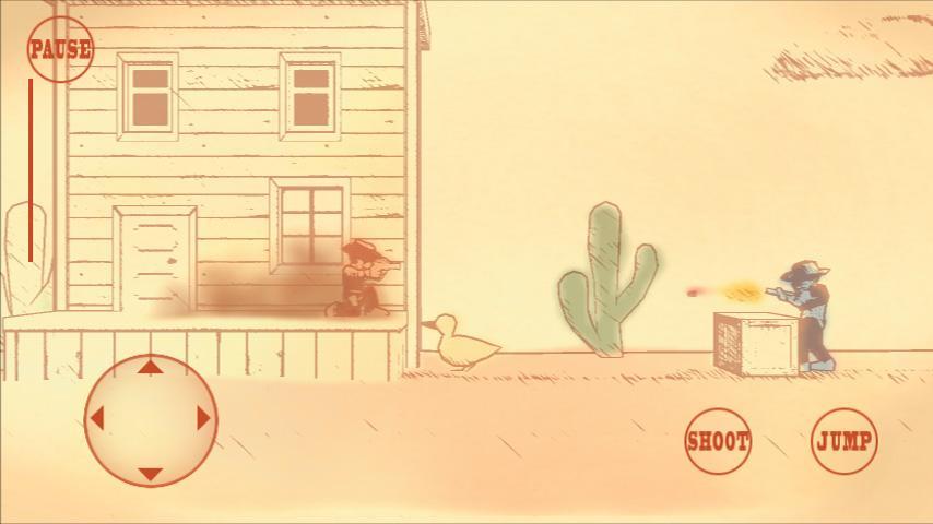 Gunman Clive screenshot 1