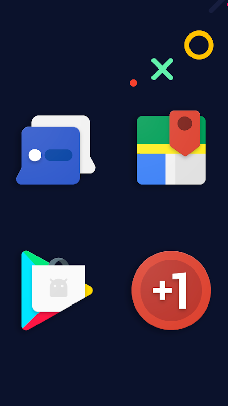 Frozy / Material Design Icon Pack 4 Download APK para