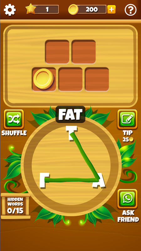 Word Jungle screenshot 1
