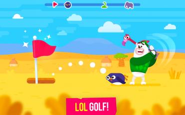 Golfmasters — Fun Golf Game v 1.1.1 (Mod Money) 1