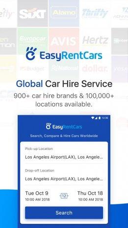 EasyRentCars - Cheap Global Car Rental 2 0 1 Download APK for