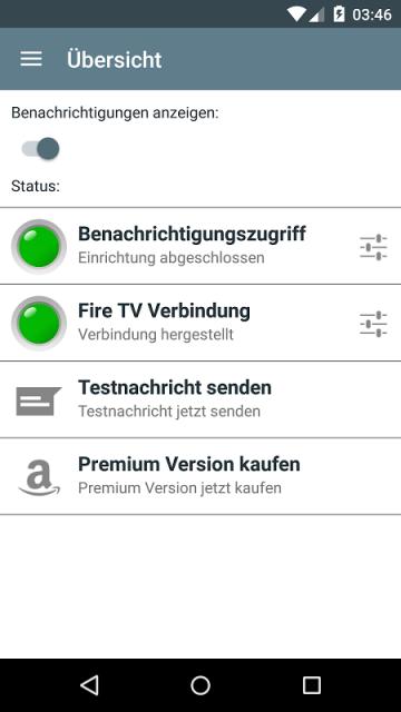 how to set proxy server settings on amazon fire tv