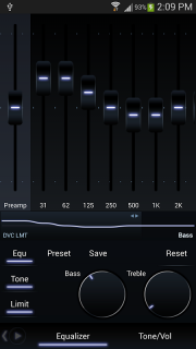 Poweramp screenshot 15