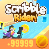 Quick Tips & Coins for Scribble Rider Icon