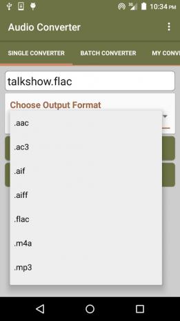 Audio Converter13 0 tải APK dành cho Android - Aptoide