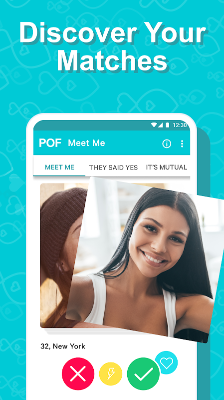 POF Free Dating App apk