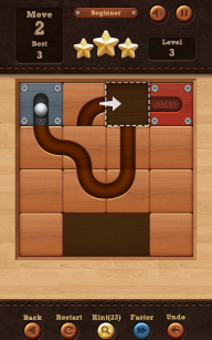 Roll the Ball� - slide puzzle screenshot 6