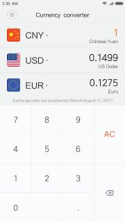 Mi Calculator screenshot 4