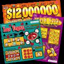 Las Vegas Scratch Card