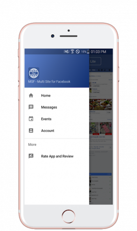 PC View for Facebook - Desktop Browser 1 3 1 Download APK