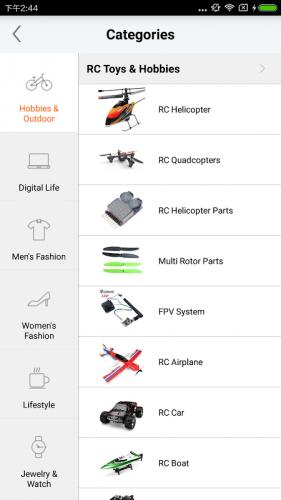 Banggood - Compras on-line fáceis screenshot 3