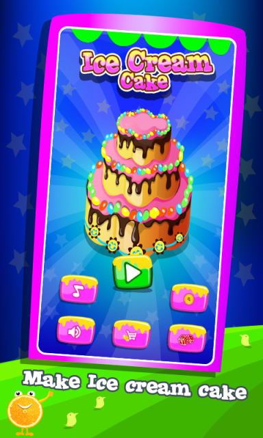 Ice Cream Cake Make Download APK for Android - Aptoide