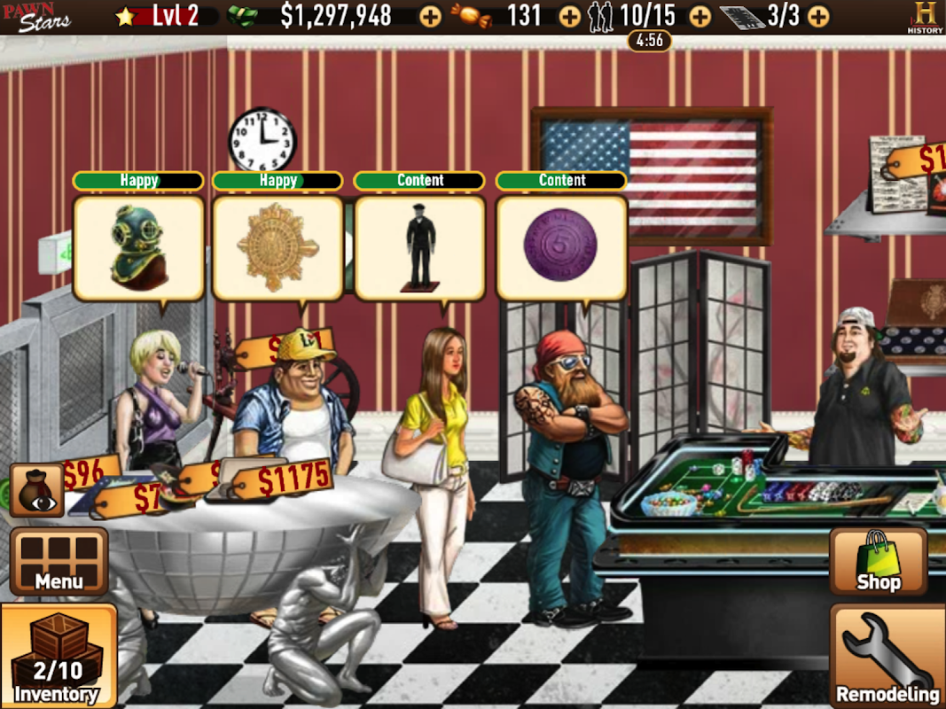 Pawn Stars: The Game screenshot 2