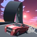 Polygon Toy Car Race