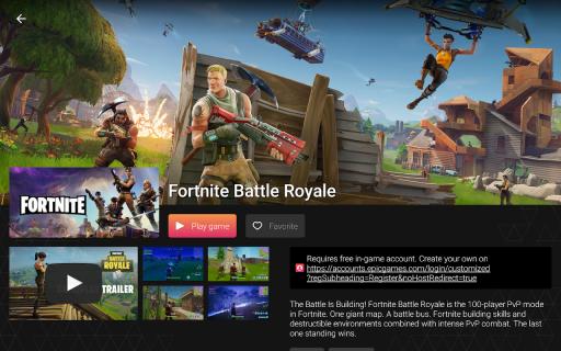 Vortex Cloud Gaming screenshot 12