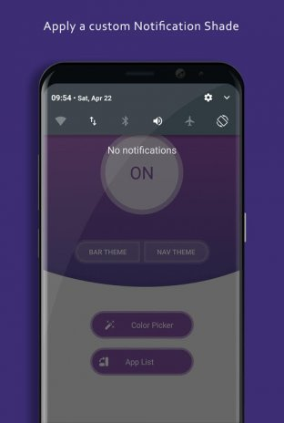 Material Status Bar Pro 10 8 rc Download APK for Android