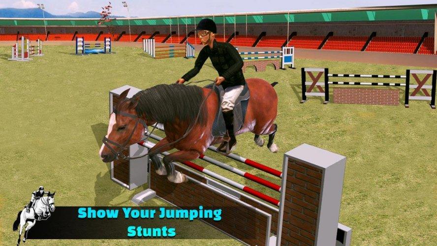 Horse Jumping Simulator 2020 1 0 7 Download Android Apk Aptoide