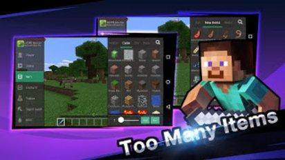master for minecraft launcher screenshot 8