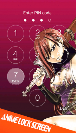 Anime Lock Screen Wallpaper 3